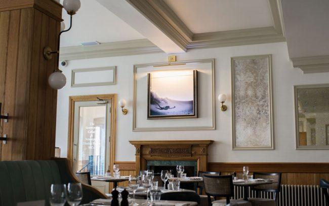 Hotel Du Vin Brighton - restaurant