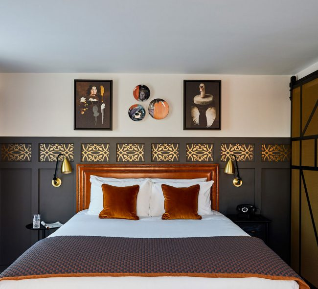 Hotel Indigo, Chester - art for rooms and suites
