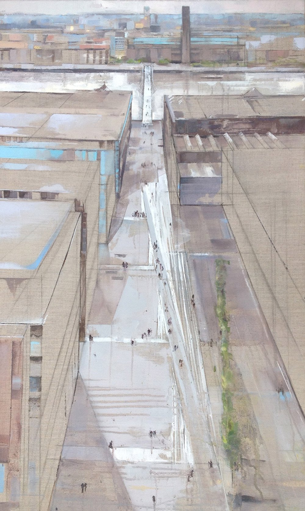 ArtStory AngelaWebb From St Pauls to Tate Modern low res web