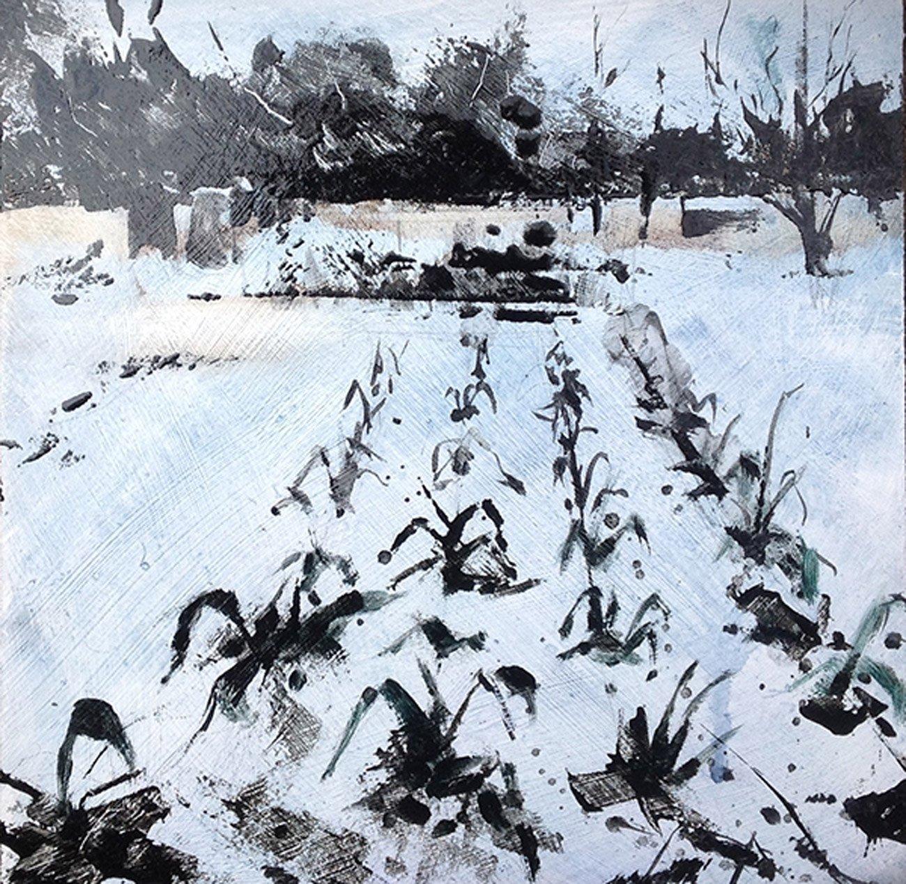 ArtStory AngelaWebb Leeks in the snow low res copy web