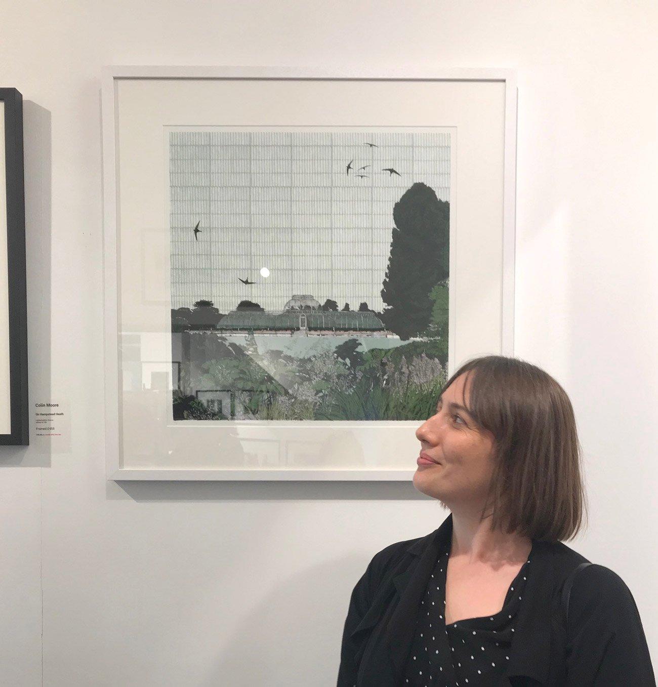 Clare Halifax - artist