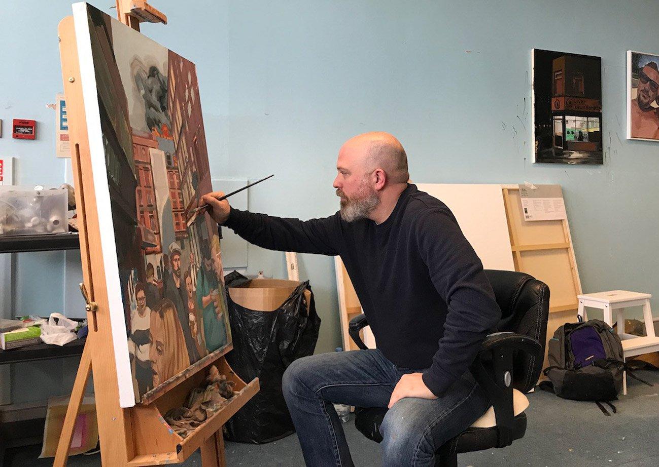 Dan Ferguson - Artist
