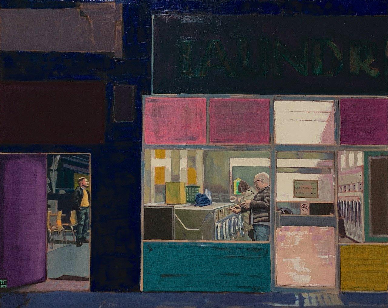 ArtStory Dan Ferguson Night Life web