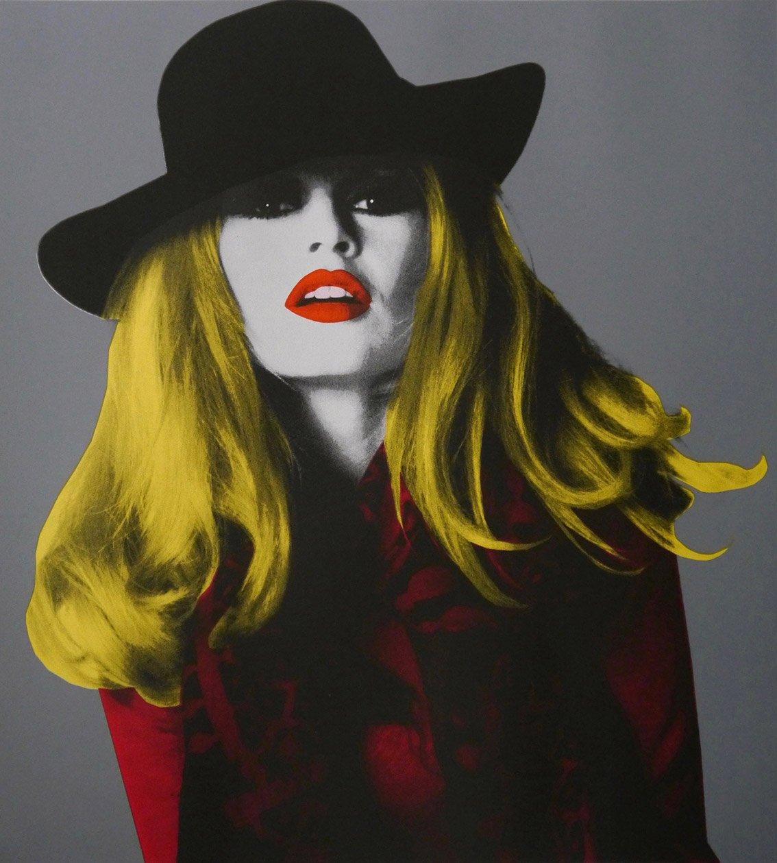 ArtStory DavidStudwell Brigitte Bardot II web