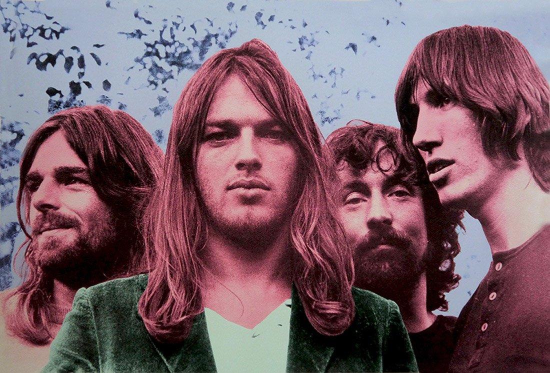 ArtStory DavidStudwell Pink Floyd screen print web