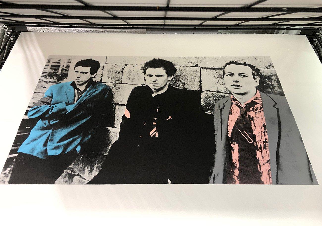 ArtStory DavidStudwell The Clash web