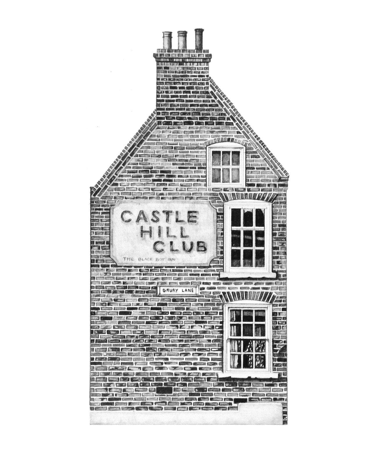 ArtStory MintySainsbury lincoln castle hill clubfacade large web