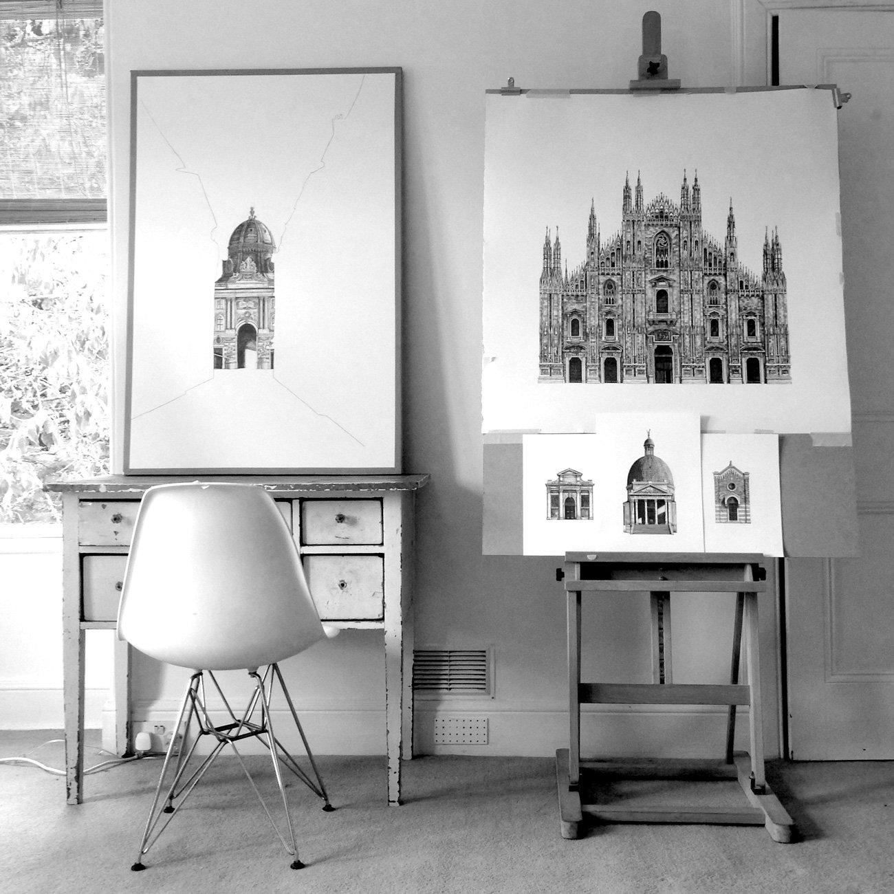ArtStory MintySainsbury studio