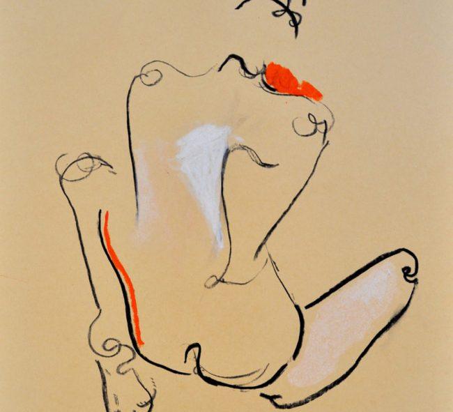 ArtStory Fipe Gouge Merrall Nude Contemplating 2017 fipe web