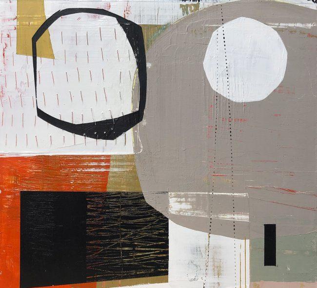 ArtStory GillEdwards Tempo 20 x20cm Gill web