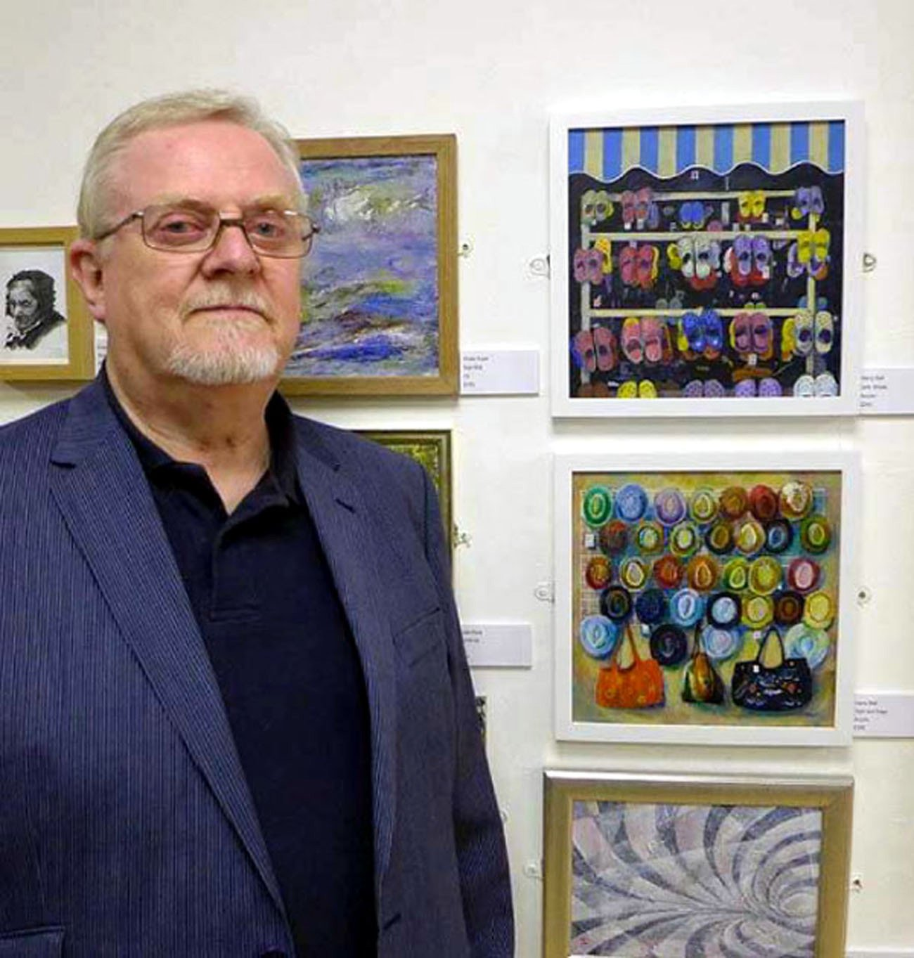 Harry Bell - Artist