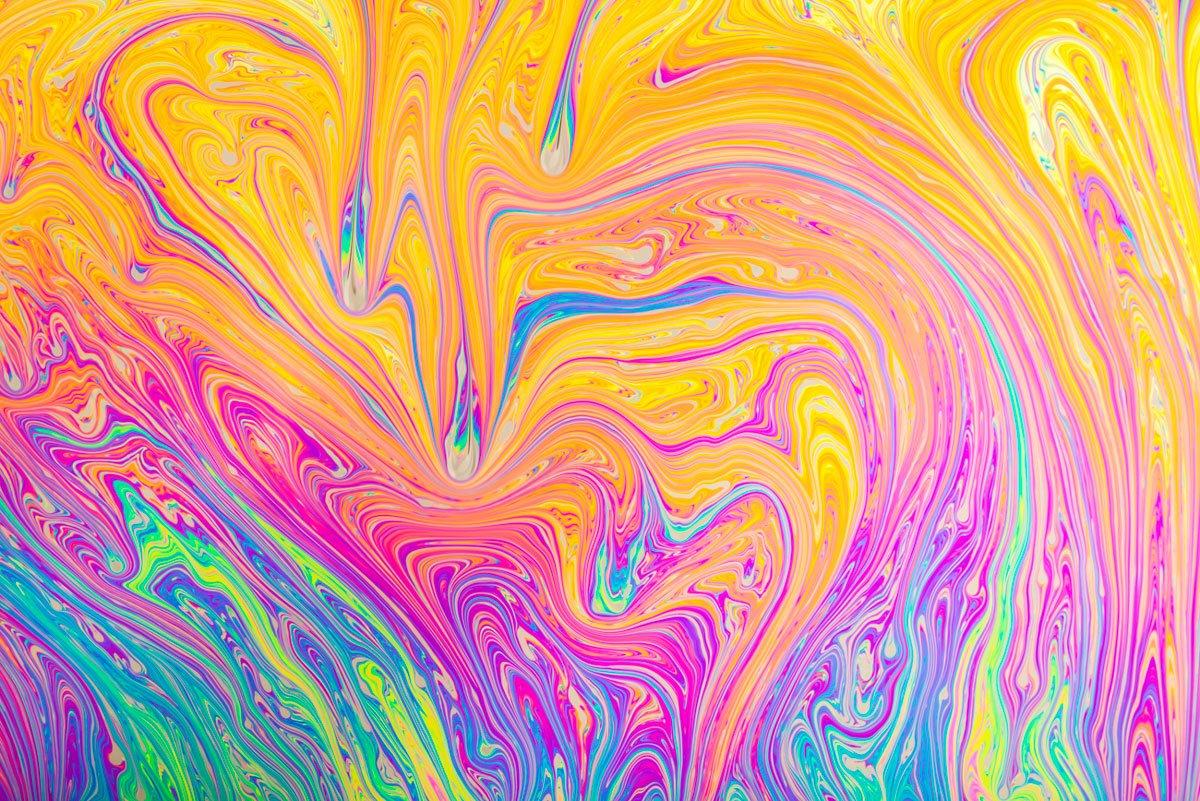 Kim Cox No.6 Colour Cascade web